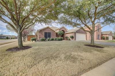 Johnson County Single Family Home For Sale: 201 Ute Creek Court