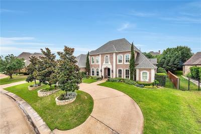 Southlake Single Family Home For Sale: 1330 Eagle Bend