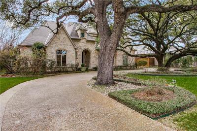 Dallas Single Family Home For Sale: 4832 Nashwood Lane