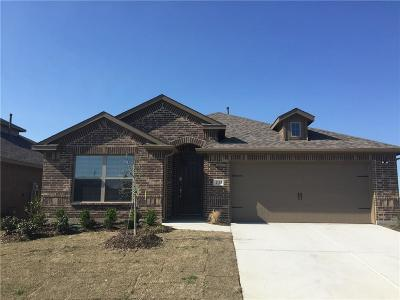 Forney Residential Lease For Lease: 2103 Johnson City Drive