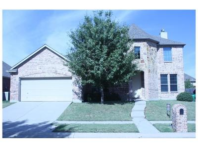 McKinney TX Single Family Home For Sale: $299,500