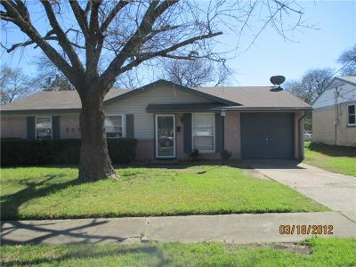 Duncanville Single Family Home Active Option Contract: 535 Cripple Creek