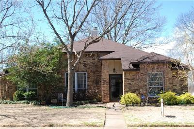 Cedar Hill Single Family Home For Sale: 1409 Jesse Ramsey Boulevard
