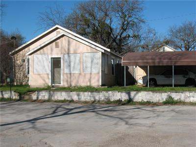Comanche Single Family Home For Sale: 707 N Ross St Street