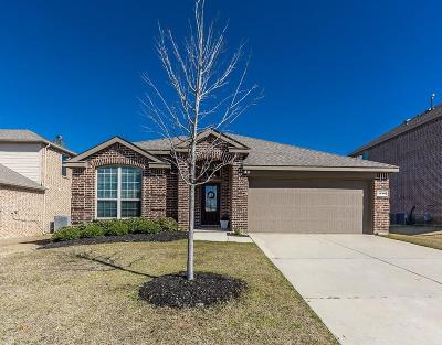 Celina Single Family Home For Sale: 1456 Brewer Lane