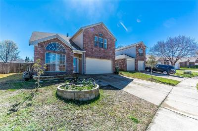 Garland Single Family Home Active Option Contract: 1362 Mill Wood Lane