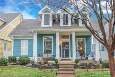 Aubrey Single Family Home For Sale: 9113 Waterman Drive