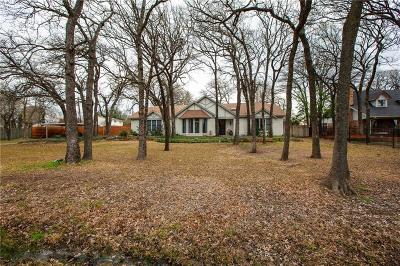 Keller Single Family Home For Sale: 1132 Oak Drive