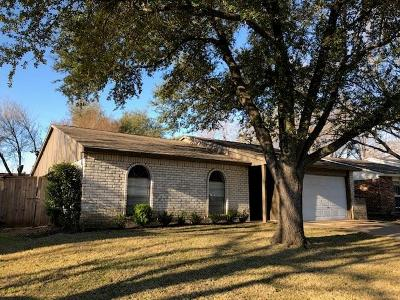 Garland Single Family Home For Sale: 1801 Legend Drive