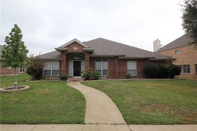 Plano Single Family Home For Sale: 617 Mossycup Oak Drive