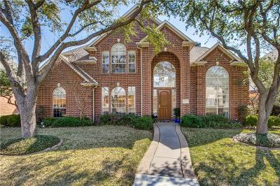Plano Single Family Home For Sale: 1508 Foxborough Lane