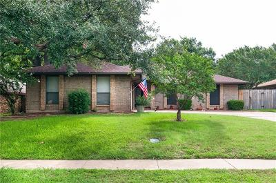 Euless Single Family Home For Sale: 1600 Timber Ridge Drive