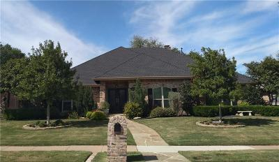 Plano Single Family Home For Sale: 4125 Hideaway Lane