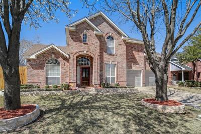 Lewisville Single Family Home For Sale: 2310 Balleybrooke Drive