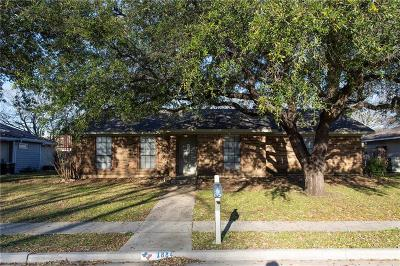 Lewisville Single Family Home Active Option Contract: 1884 Hillcrest Drive