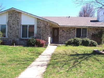 Garland Single Family Home For Sale: 1518 Goodwin Drive