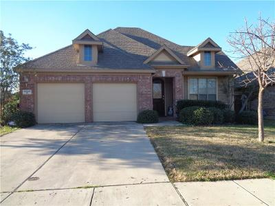 Fort Worth TX Single Family Home For Sale: $258,500