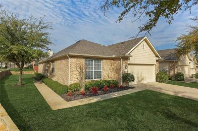 Lewisville Townhouse Active Option Contract: 269 Heritage Hill Drive