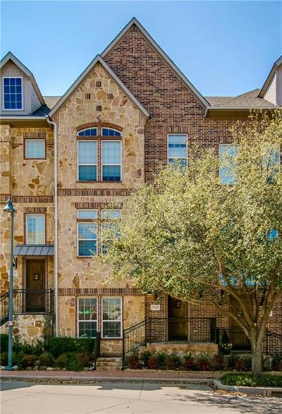 Plano Townhouse For Sale: 7933 Osborn Parkway