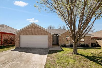 Fort Worth Single Family Home For Sale: 3724 Periwinkle Drive