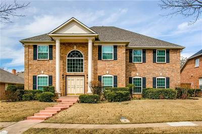 Irving Residential Lease For Lease: 2107 Shumard Oak Lane