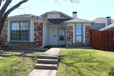 Carrollton Single Family Home For Sale: 1804 Sherwood Place