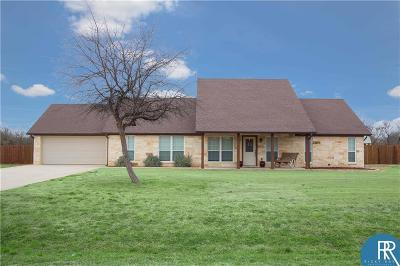 Brown County Single Family Home For Sale: 307 E River Oaks Road