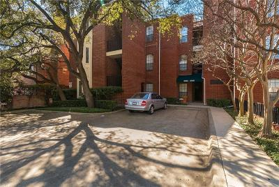 University Park Condo For Sale: 6029 Hillcrest Avenue #B2