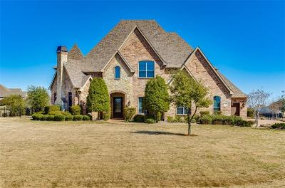 Flower Mound Single Family Home For Sale: 5515 Lake Geneva Court