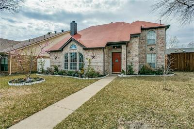 Allen Single Family Home For Sale: 1502 Mountain Side Drive