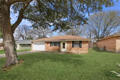 Dallas Single Family Home For Sale: 2346 Fenestra Drive