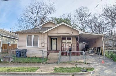 Single Family Home For Sale: 206 N Patton Avenue