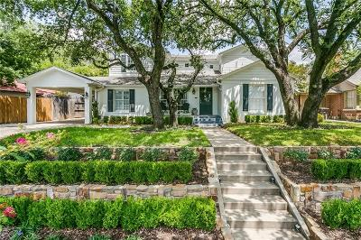 Fort Worth Single Family Home For Sale: 2417 Boyd Avenue