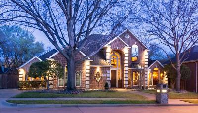 Flower Mound Single Family Home For Sale: 1900 Walden Boulevard