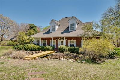 Aledo Single Family Home For Sale: 108 Brees Way