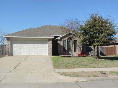 Midlothian Single Family Home For Sale: 1505 River Trail Drive