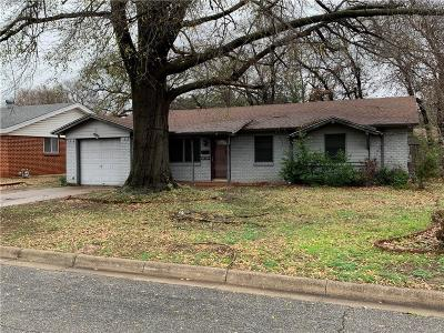 Hurst Single Family Home For Sale: 316 Simmons Drive