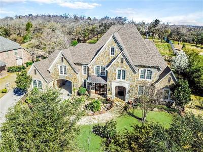 Southlake Single Family Home Active Option Contract: 308 King Ranch Road