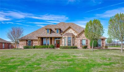 Rockwall County Single Family Home For Sale: 1806 Ranch Road