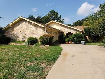 Hurst, Euless, Bedford Single Family Home Active Option Contract: 3213 Spring Valley Drive