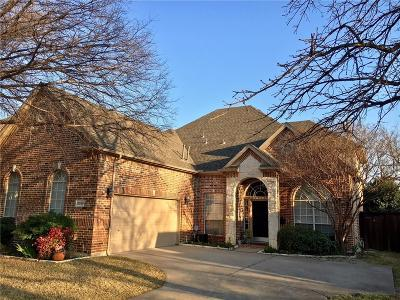 Frisco Single Family Home For Sale: 12098 Shoal Creek Drive