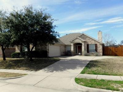 Grand Prairie Single Family Home For Sale: 6060 Cedar Glen Drive