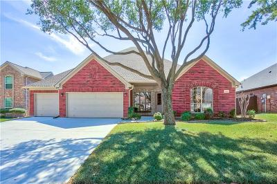 Flower Mound Single Family Home For Sale: 2805 Meadow Glen Drive