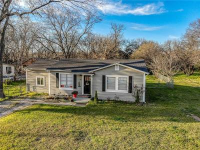 Parker County Single Family Home For Sale: 701 Jameson Street