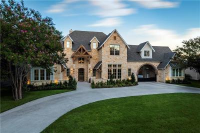 Dallas County Single Family Home For Sale: 12114 Prestonridge Road