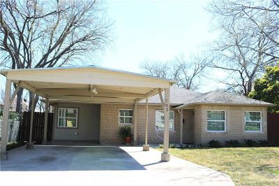 Grand Prairie Single Family Home For Sale: 705 Apache Trace