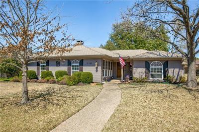 Dallas Single Family Home For Sale: 7327 Blythdale Drive