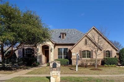 North Richland Hills Single Family Home Active Option Contract: 8324 Park Brook Drive