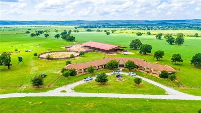 Santo Farm & Ranch For Sale: 7345 Village Bend Road