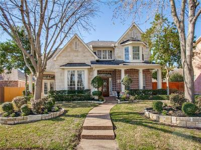 Collin County Single Family Home For Sale: 1508 Terlingua Court